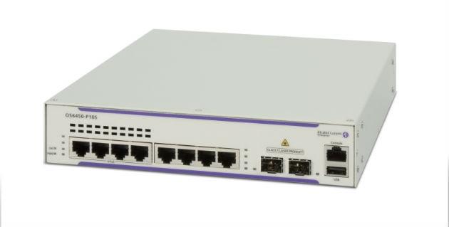 Nuevas capacidades en OmniSwitch 6450 y 6250 de Alcatel-Lucent