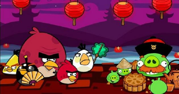 Rovio Angry Birds China