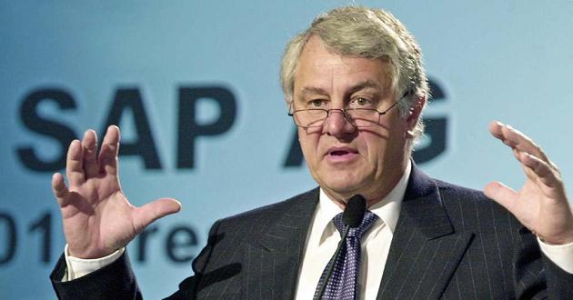 HANA es el futuro de SAP, afirma Plattner