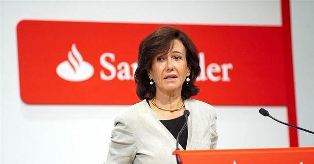 Banco Santander Ana Botin