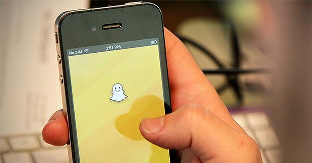Snapchat financiación