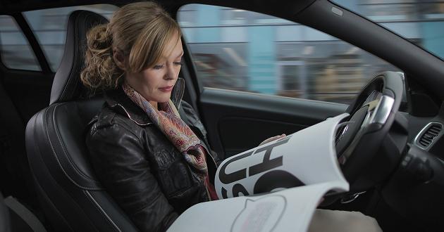 Volvo da más detalles de sus coches autónomos