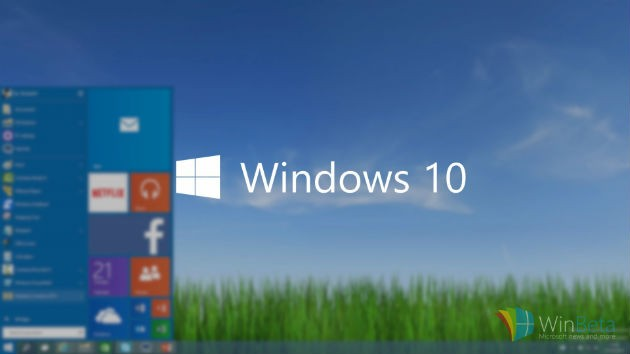 Windows 10 llegará en junio