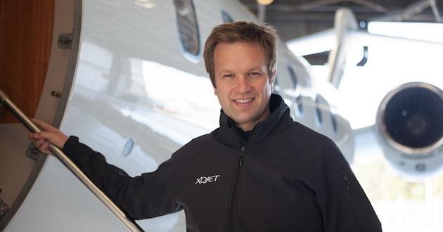 XOJet quiere ser como Uber en los jets privados