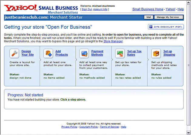 Yahoo! Small Business se independiza de Yahoo