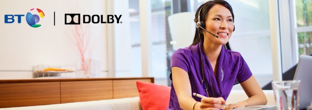 BT MeetMe con Dolby Voice
