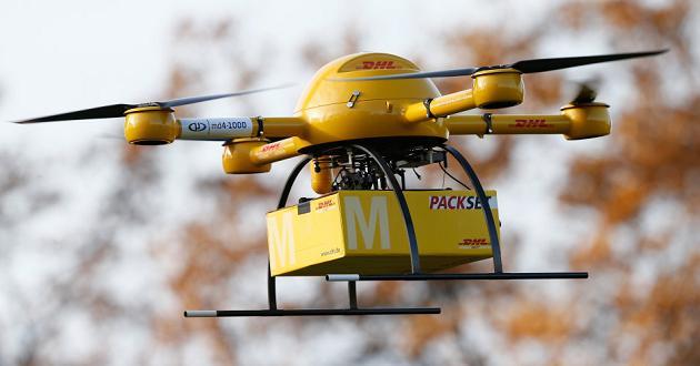La FAA establece estrictas reglas para los drones comerciales