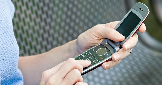 Flip-phone Japón