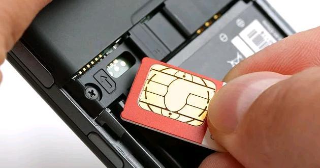Gemalto Tarjeta SIM