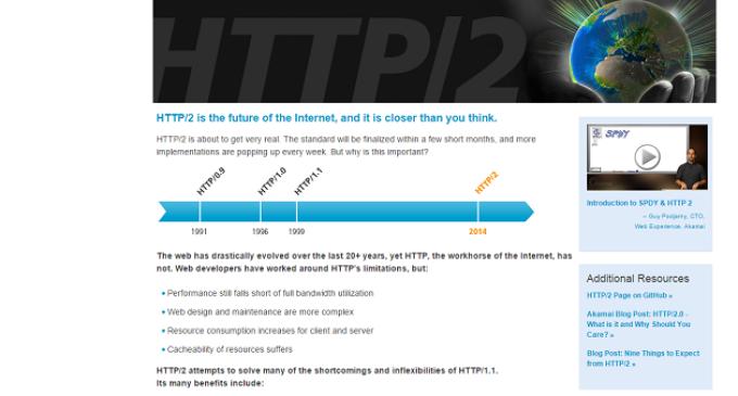 HTTP/2: todas las respuestas