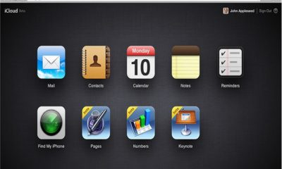 iWork de iCloud
