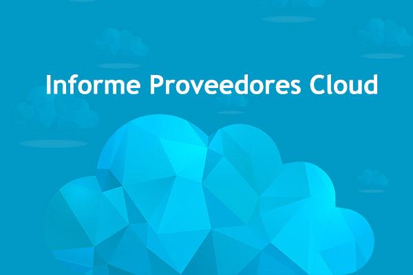 Informe cloud