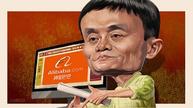 """El CEO de Alibaba: """"Torres más grandes han caído"""""""