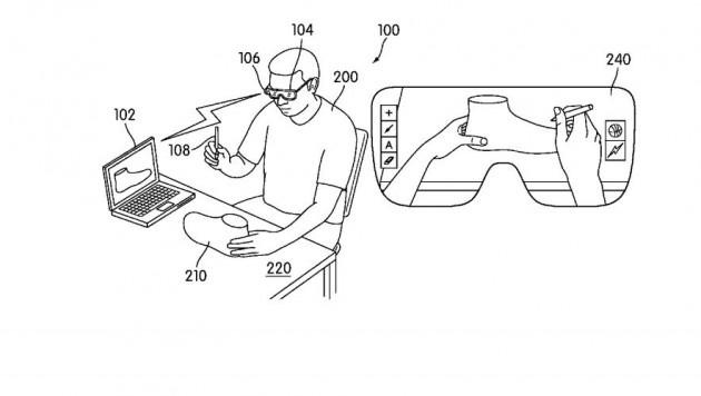 Nike está interesada en la tecnología holográfica para el diseño de zapatillas