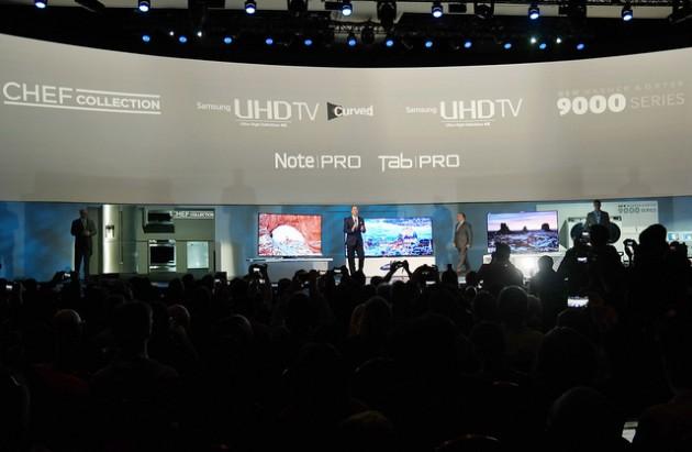 Samsung mejorará sus pantallas con la compra de YESCO Electronics
