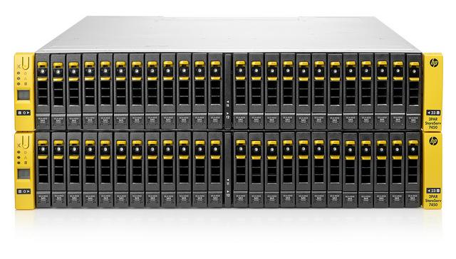 Tecnología flash en almacenamiento con HP 3PAR