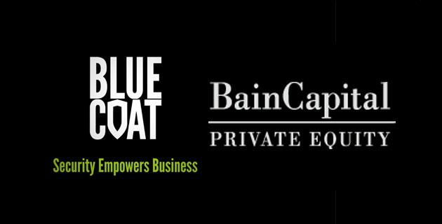 Blue Coat y Bain Capital