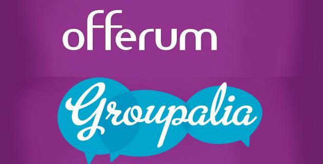 Groupalia y Offerum