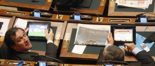 Ipads Congreso de los Diputados