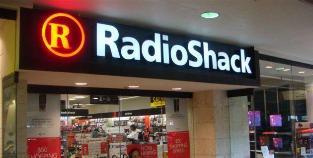 RadioShack venta datos clientes