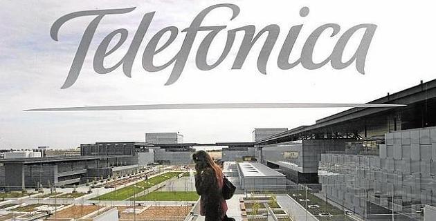 Telefónica renuncia