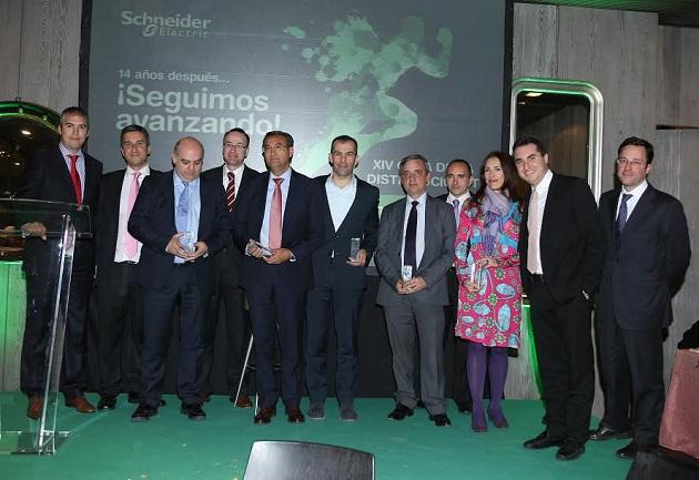 Schneider Electric celebra la XIV edición de la gala de la distribución IT