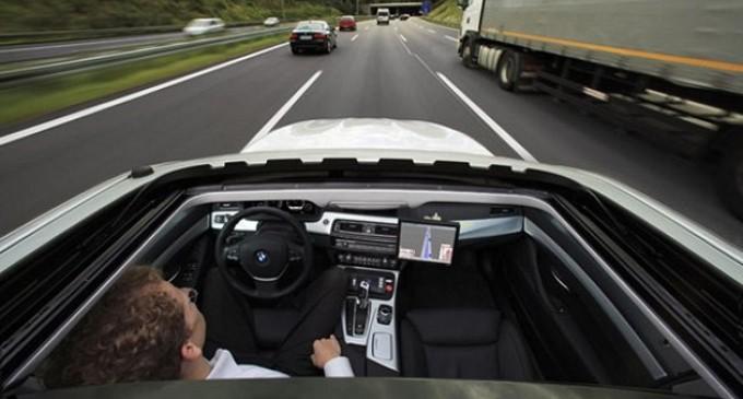 Los coches autónomos podrían reducir hasta un 90% los accidentes de tráfico