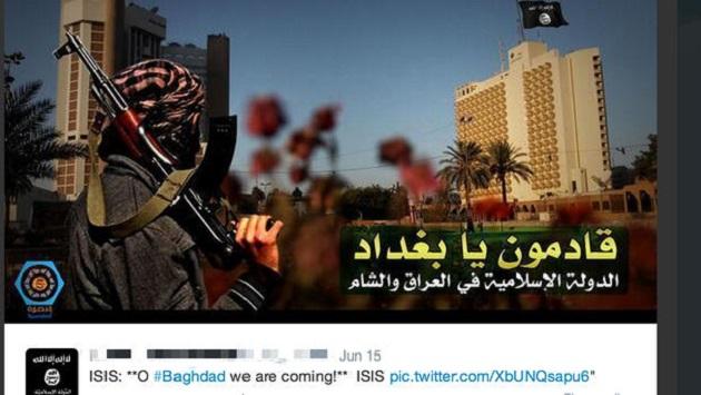 ISIS en twitter
