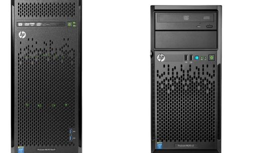 Servidores HP ProLiant Series 10 y 100: cargas de trabajo con menor coste