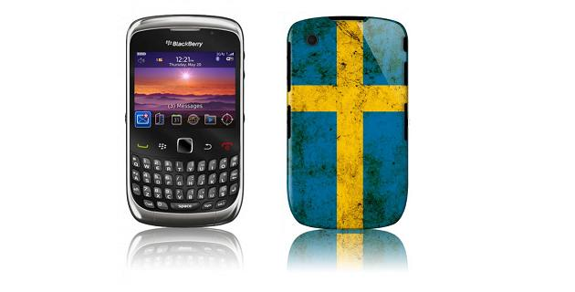 Blackberry oficinas Suecia