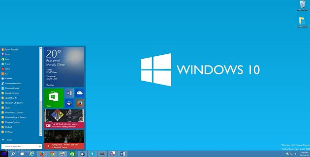 Build 2015 Windows 10
