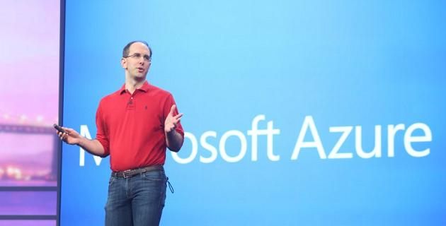 Microsoft Build 2015 Azure