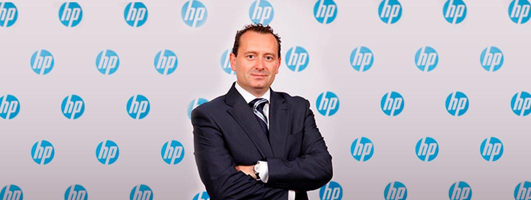 """Paco López: """"HP Just Right IT responde a las necesidades de las pymes"""""""