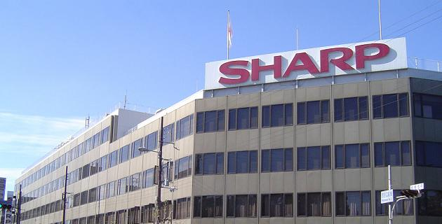 Sharp nuevo rescate