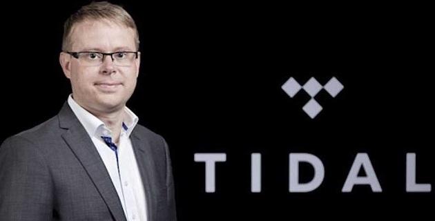 Tidal CEO