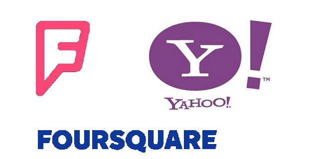 Yahoo! interesada en Foursquare