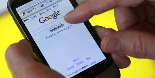 google buscador smartphones