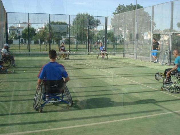 KYOCERA, proveedor oficial del II Torneo Nacional de Pádel Adaptado en Silla de Ruedas