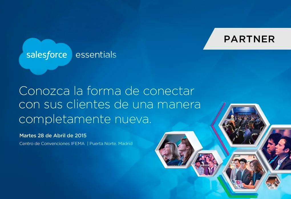Diez buenas razones para asistir a Salesforce Essentials