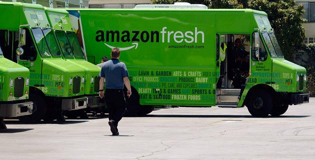 Amazon Fresh Element