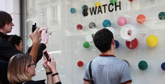 Apple Watch ventas