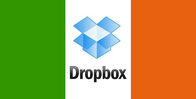 Dropbox Irlanda