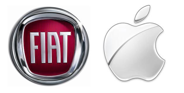 Fiat quiere asociarse con Apple