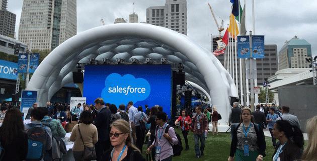 Microsoft quiere comprar Salesforce