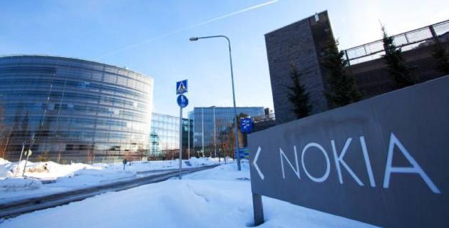 Nokia despidos