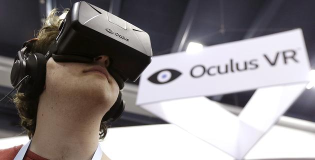 Oculus robo información
