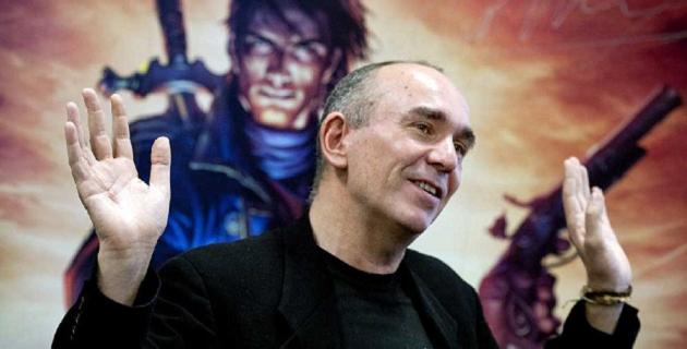 Peter Molyneux 22cans