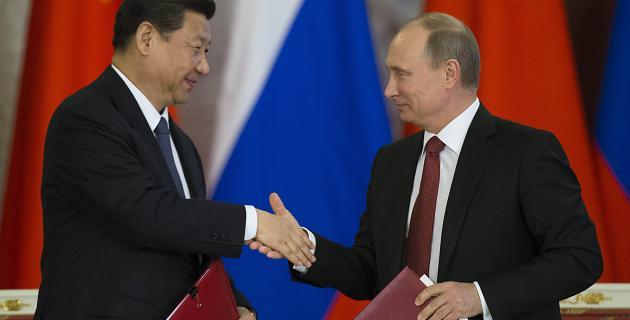 Rusia y China acuerdo