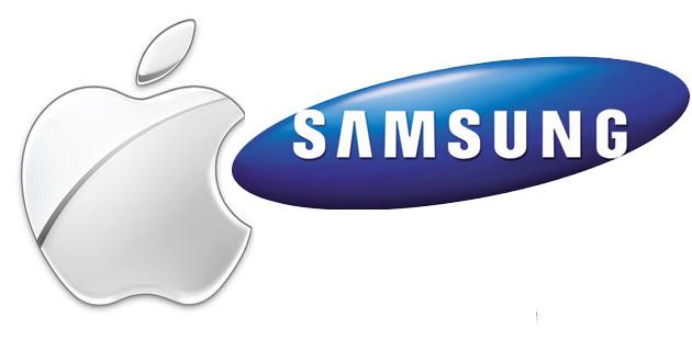 Samsung colabora con Apple