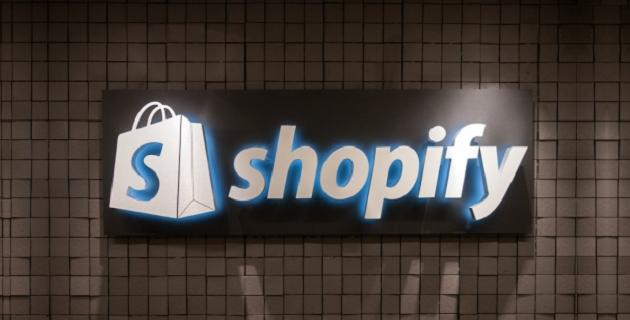 Shopify debut Bolsa